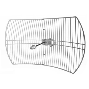 5.1-5.8GHz 30dBi Grid Antenna