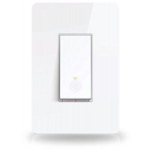 Smart Wi-Fi Light Switch HS200