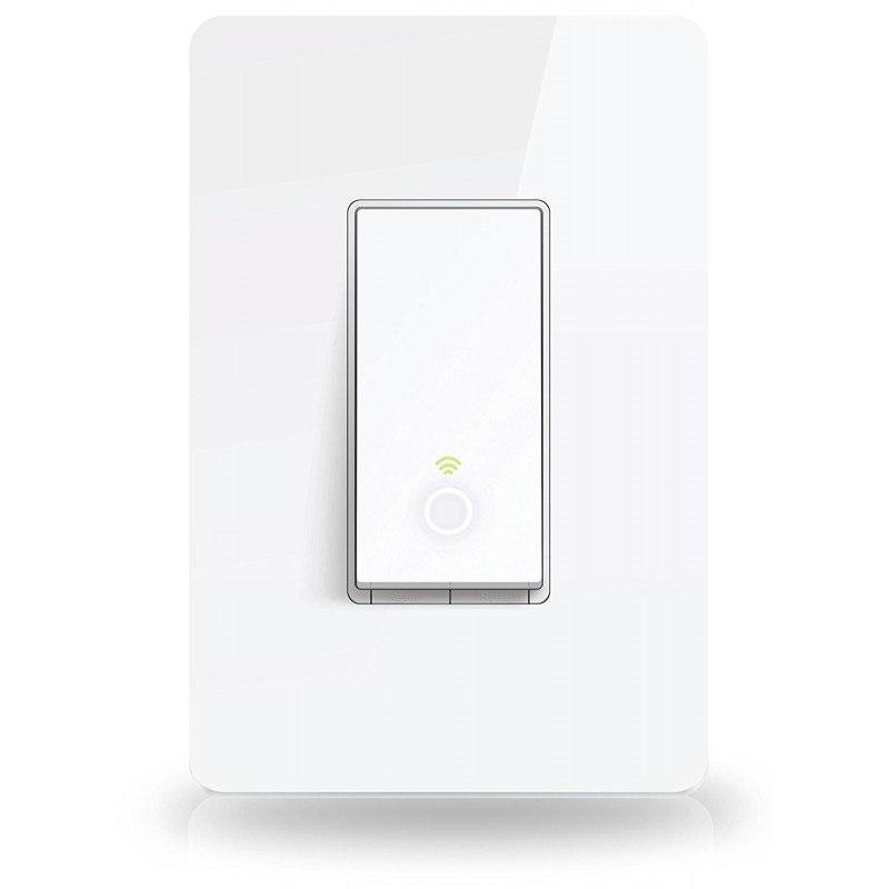 ac23286c7d2 TP-Link Smart WiFi Light Switch (No Hub Required) - Control Your ...