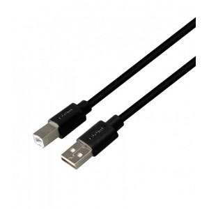 USB2.0 CABLE 10.0M TYPE A-B PRINTER BLACK