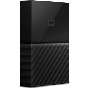 WD MY PASSPORT ULTRA LUMEN FOR MAC/4TB/BLACK/EXT