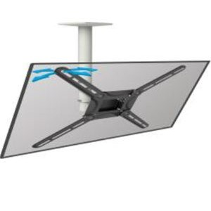 Barkan BRA35S Telescopic (swivel and tilt) ceiling mount up to 56 inches