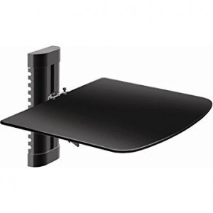 Barkan BRAE85 Tempered glass Audio visual shelf