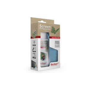 Barkan screen/tablet/smartphone cleaner 120ml with cloth
