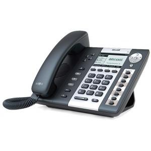 Atcom 4SIP 12Key PoE VoIP Phone NO PSU
