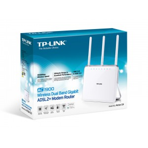 TP-LINK Archer D9 AC1900 Dual Band Wireless AC Gigabit Router