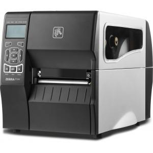 Zebra ZT220 203DPI Printer DT Thermal USB+SER