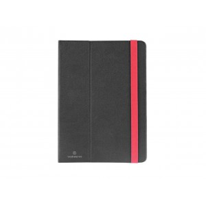Volkano VB-312BK Core Series Tablet Cover, Adjustable Flip Function, Multiple Viewing Angles