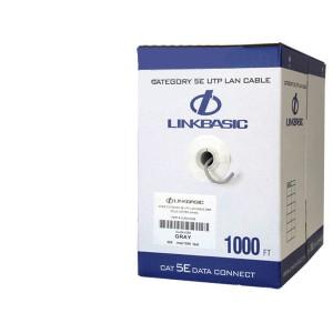 Linkbasic Cat5e Flex Cable 305m
