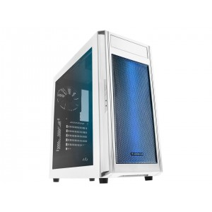 Raidmax Alpha Gaming Chassis RGB White With Window