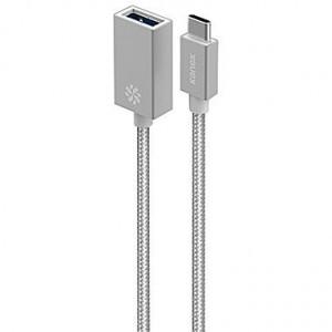 Kanex USB-C to USB3.0 Adapter Silver (K181-1034-SV8I)