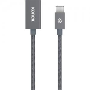 Kanex USB-C to USB3.0 Adapter Space Gray (KU3CAPV1-SG)