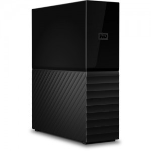 WD My Book 3TB 3.5' USB3.0 Black WDBBGB0030HBK