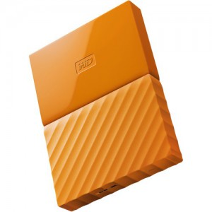 WD MyPassport Lumen 1TB 2.5' USB3.0 Orange WDBYNN0010BOR