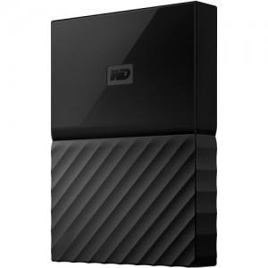 WD MyPassport Lumen 1TB 2.5' USB3.0 Black (WDBYNN0010BBK)
