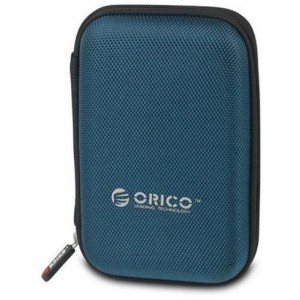 Orico 2.5 Portable Hard Drive Protector Bag Blue (PHD-25-BL)