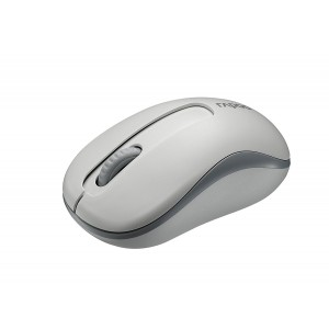 Arion Rapoo M10 2.4G Wireless Mouse With Nano Receiver - White