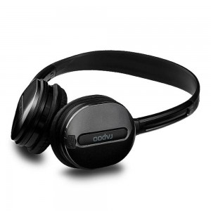 Rapoo H1030 Wireless Stereo Headset - Black