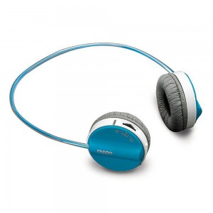 Rapoo 2.4Ghz USB Wireless Headset with Microphone - Blue