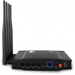 Netis AC1200 Wireless Dual Band Gigabit Router (WF2880)