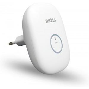 Netis 300Mbps Wireless N Range Extender (white)E1+