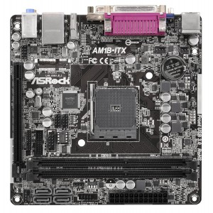 ASROCK AM1B-ITX AM1 INT. M-ITX MB (AM1B-ITX)