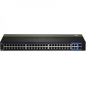 TRENDNET 48-PORT WEB SMART SWITCH 4XGB AND 2XSFP (TEG-2248WS)