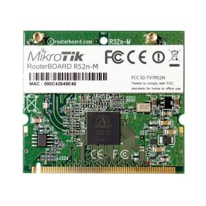 Mikrotik R52N 802.11N MMCX Connector