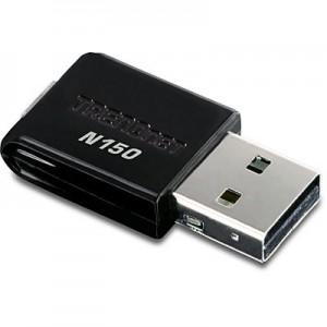 TRENDNET WIRELESS N150MBPS MINI USB ADAPTER (TEW-648UB)