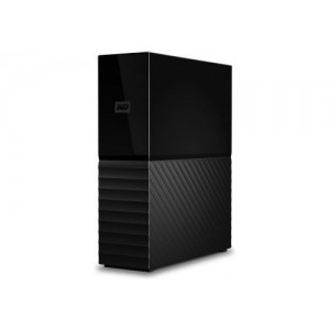 WD MY BOOK/4TB/3.5/USB3.0/EXT/NEW WDBBGB0040HBK-EESN