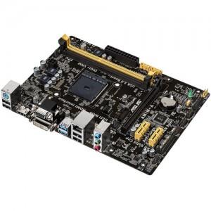 ASUS AM1M-A SOCKET AM1, DDR3 1600, DVI/HDMI (AS-AM1M-A)