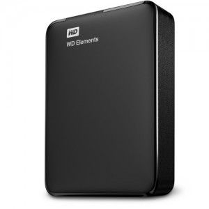 WD Elements 3TB 2.5' USB3.0 Black (WDBU6Y0030BBK)