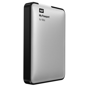 WD MY PASSPORT FOR MAC 1TB (WDBLUZ0010BSL-EESN)