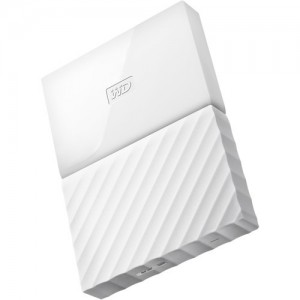 WD MyPassport Lumen 1TB 2.5' USB3.0 White Portable