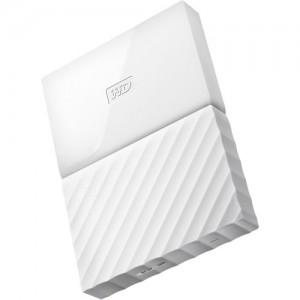 WD MyPassport Lumen 1TB 2.5' USB3.0 White Portable