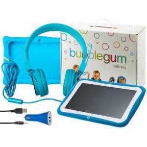 Bubblegum Tablet COMBO Andriod 4.4.4 Kitkat 16GB-Blue