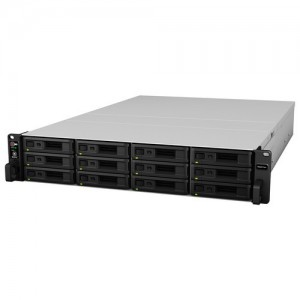 SYNOLOGY RACKSTATION RS3617XS+ 12 BAY N (SYN-RS3617XS+)
