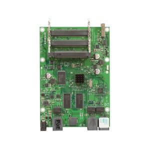 RouterBoard 433L 3 Ethernet, 3 miniPCI