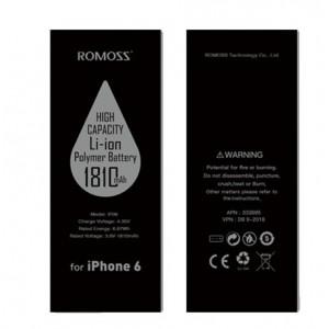 Romoss iPhone 5s/5c Replacement Battery - 1700mAh