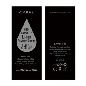 Romoss iPhone 6 PlusReplacement Battery - 1700mAh