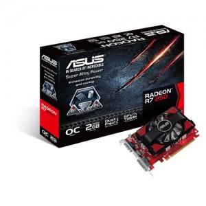 ASUS R7 250 2GB OC VGA CARD