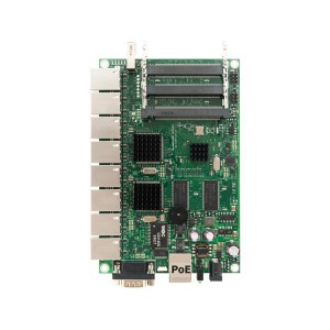 RouterBoard 493G 9 Lan 3 Mini PCI L5
