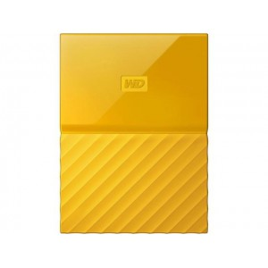 WD MY PASSPORT ULTRA LUMEN/1TB/YELLOW/2.5''/EXT WDBYNN0010BYL-WESN
