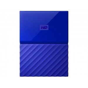 WD MY PASSPORT LUMEN/3TB/BLUE/2.5/EXT WDBYFT0030BBL-WESN