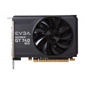 EVGA GEFORCE GT 740 SC 1GB GDDR5,128 BIT 01G-P4-3743-KR
