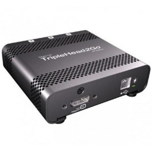 MATROX TRIPLE HEAD2GO DP EDITION. MINIDP2DP T2G-DP-MIF