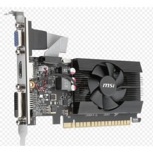 MSI GT720 2GB DDR3 LOW PROFILE VGA CARD MS-N720-2GD3LP