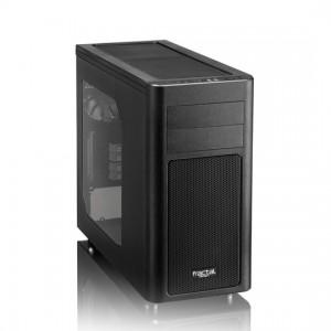 FRACTAL DESIGN ARC MINI R2 CASE, BLACK WINDOW FD-CA-ARC-MINI-R2-BL