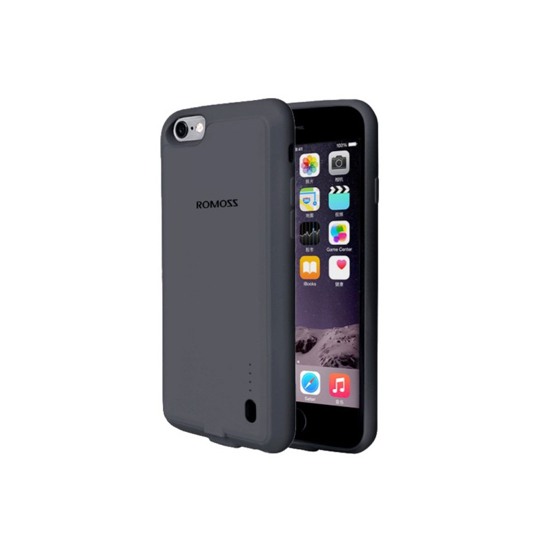 Romoss ENCASE 6S 3200mAh Power Bank Black AA6S1-401-01