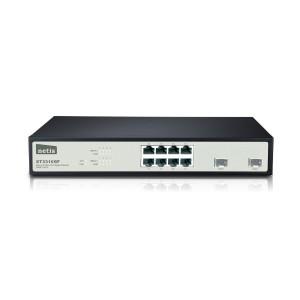 Netis 8GE+2 SFP-Port Gigabit Ethernet SNMP Switch ST3310GF